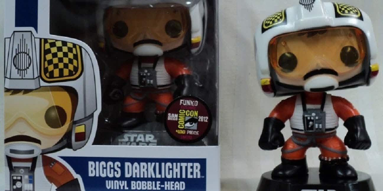 Biggs Darklighter Funko Pop