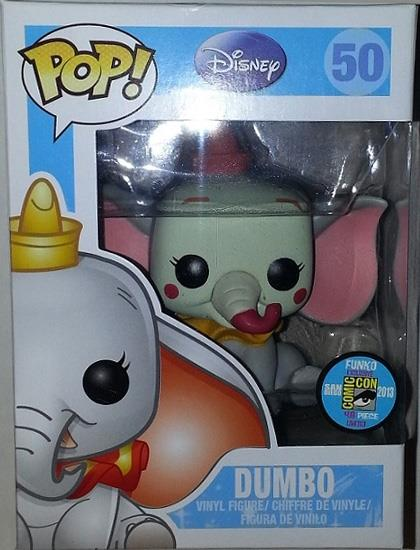 Dumbo Clown Funko Pop