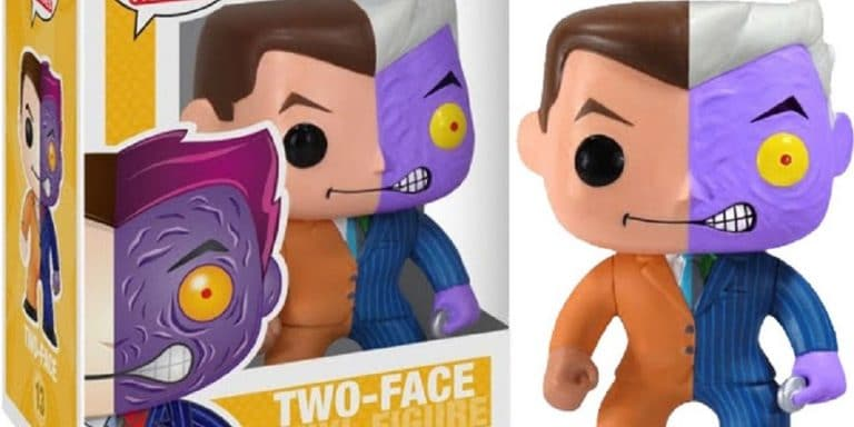 Due Facce Batman Funko Pop