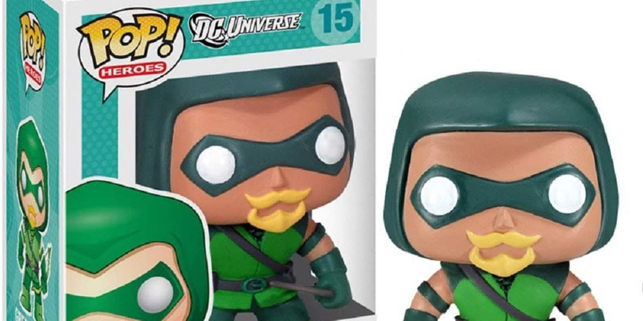 Green Arrow DC Universe Funko Pop