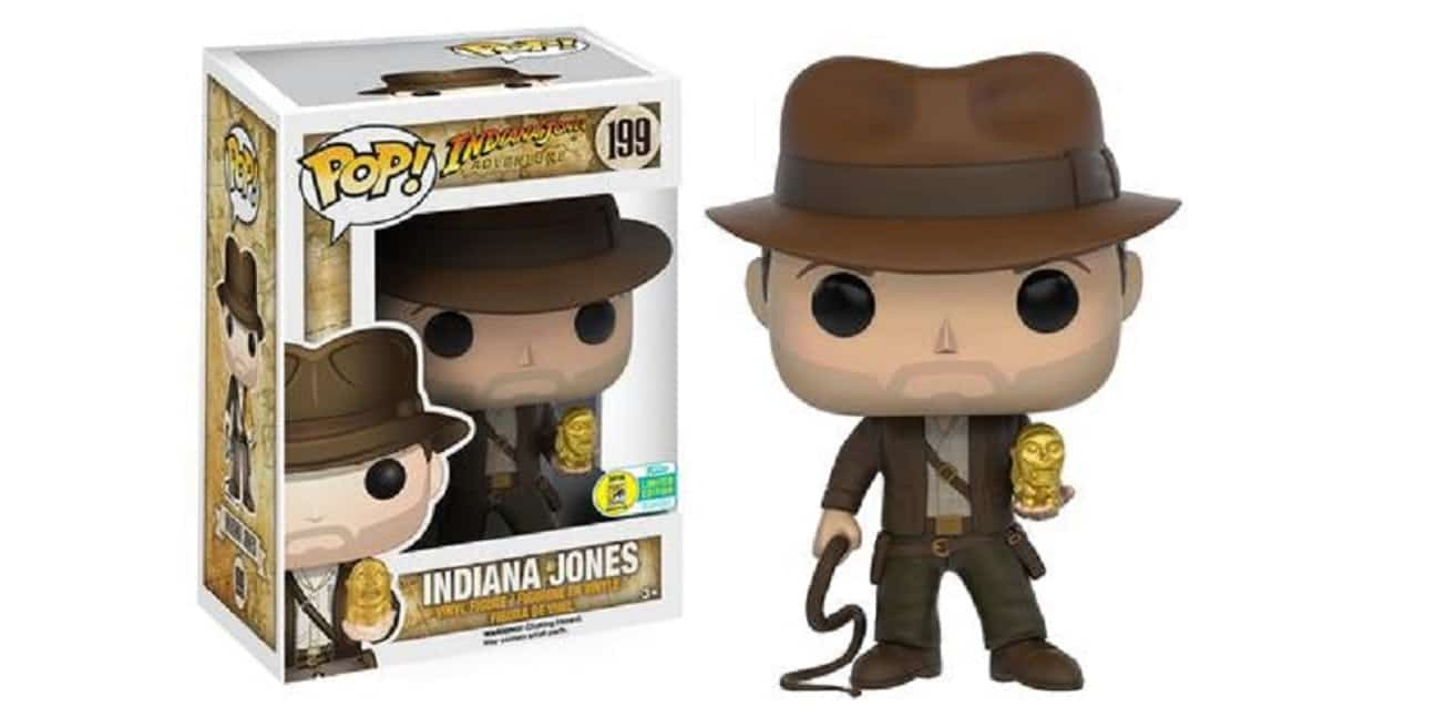 Indiana Jones Funko Pop