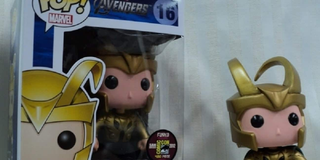 Loki The Avengers Funko Pop